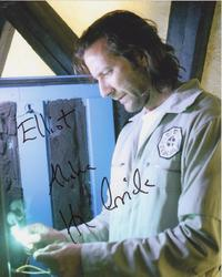 Henry Ian Cusick Autograph LOST signed in person 10x8 photo