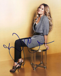 Lauren Conrad signed 10x8 photo.