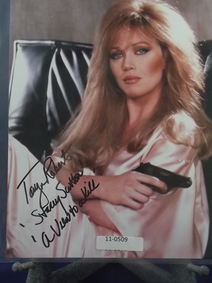 Tanya Roberts a view to a kill