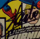 closeup of the Stan Lee signature