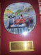 Michael Schumacher Hand Signed Limited Edition Plate