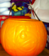 Real Ghostbusters Pumpkin Basket