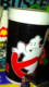 Hardees Ghostbusters 2 Plastic Cup (Black)