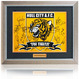 Hull City 2013/14 FA Cup Final Squad Hand Signed 16x12 Poster