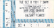 1991 San Jose Sharks ticket stub - First win in franchise history