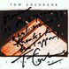 Tom Cochrane Autographed Signed I Wish You Well Promo