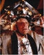 Christopher Lloyd Signed BTTF Photo