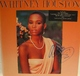 Whitney Houston Signed LP - Blue